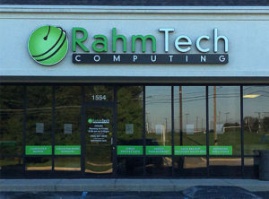 RahmTech Store Front